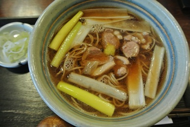 pic Hot Soba with Wild Duck
